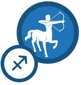 Image result for The Sagittarius sign